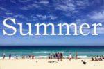 パースの夏