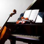 Yu&Mieの音楽レッスン。ピアノ、バイオリン、チェロのレッスンのイメージ画像